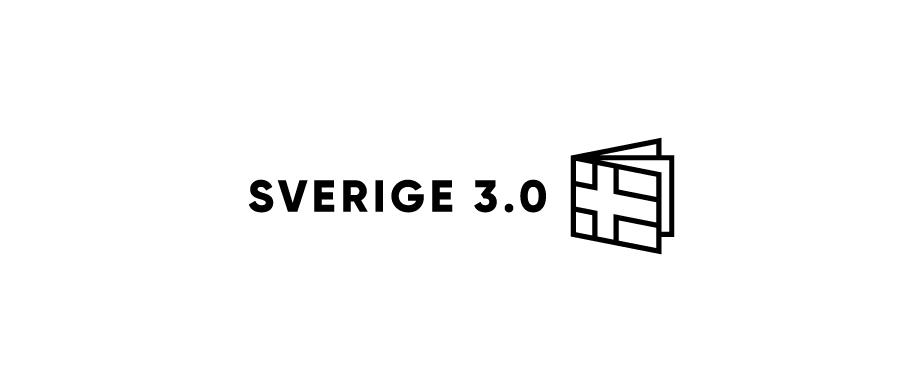 Sverige 3.0 logga