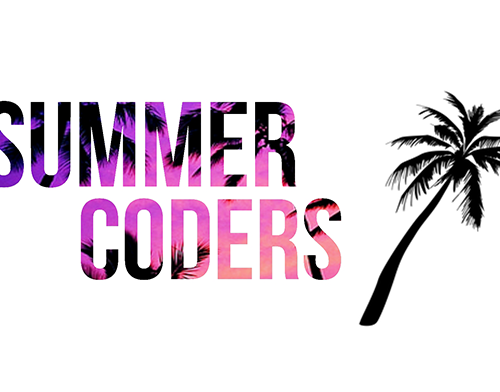Logga för summer coders