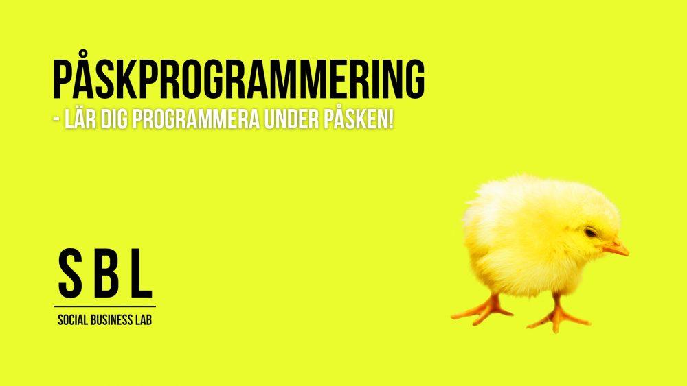 Påskprogrammering i Helsingborg
