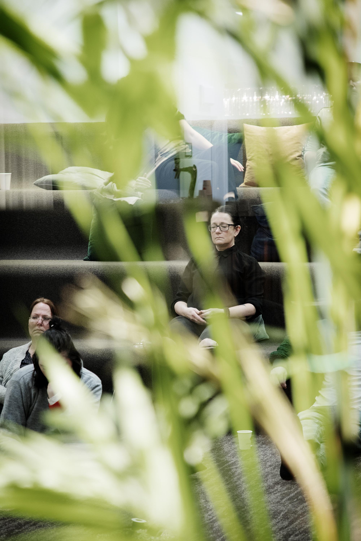 Välkommen till Sveriges första tysta offlineafterwork