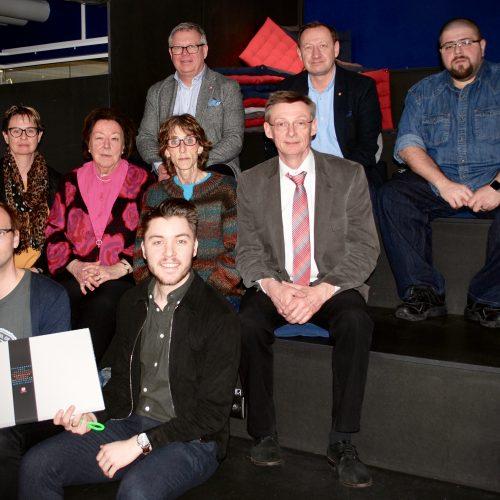 Sju politiker från Helsingborg efter studiebesök på Social Business Lab