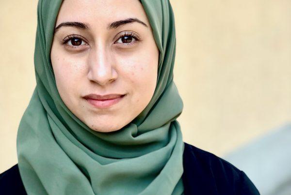 Profilbild på Yasmeen Quasem